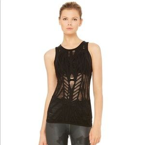 Alo Fitted Vixen Tank